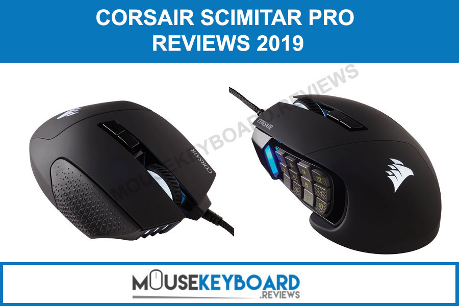 Corsair Scimitar Pro Gaming Mouse reviews
