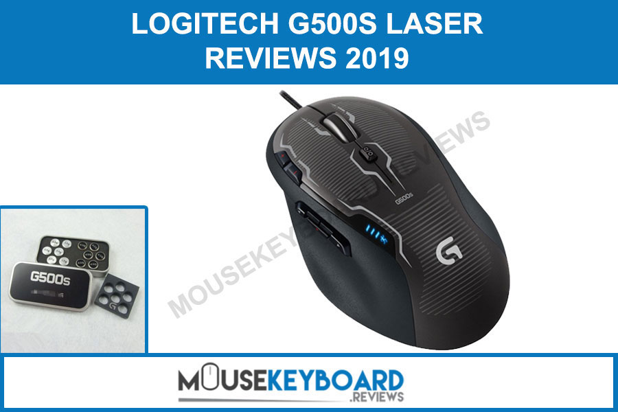 Logitech G500s Laser Gaming Mouse Reviews