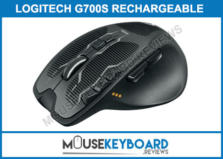 Logitech G700s Rechargeable Gaming Mouse Review 2018