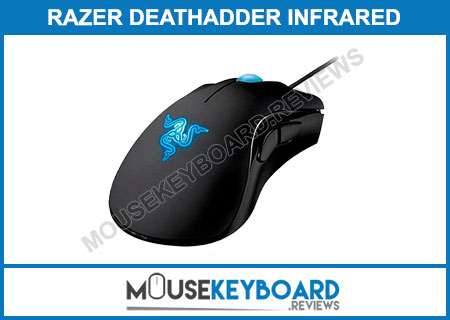 Razer Deathadder Infrared Gaming Mouse review 2018