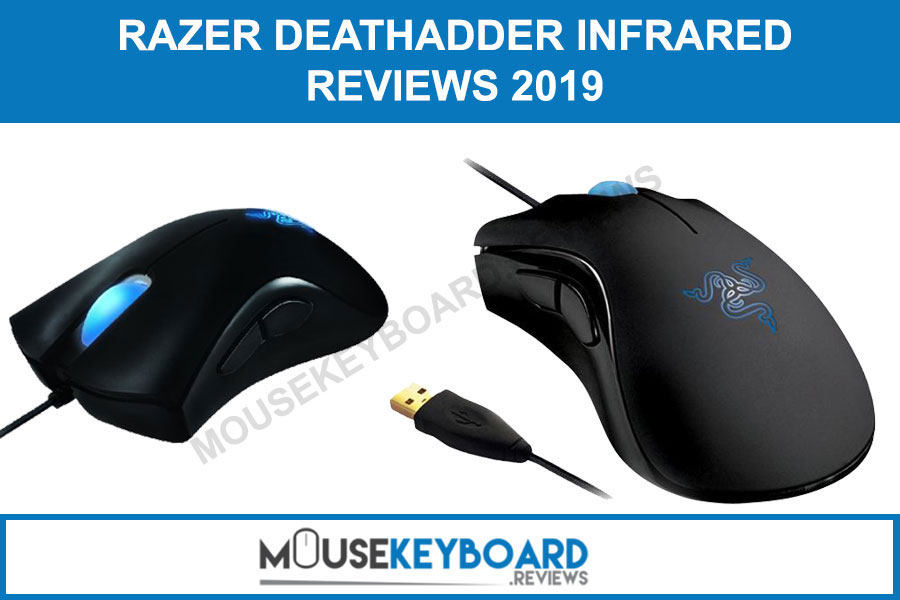 Razer Deathadder Infrared Gaming Mouse reviews