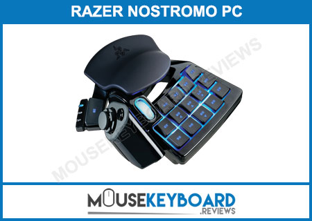Razer Nostromo PC Gaming Keypad review 2018