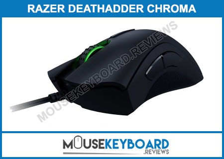Razer DeathAdder Chroma Overwatch Edition Gaming Mouse review 2018
