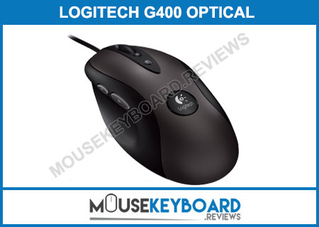 Logitech G400 Optical Gaming Mouse Review 2018