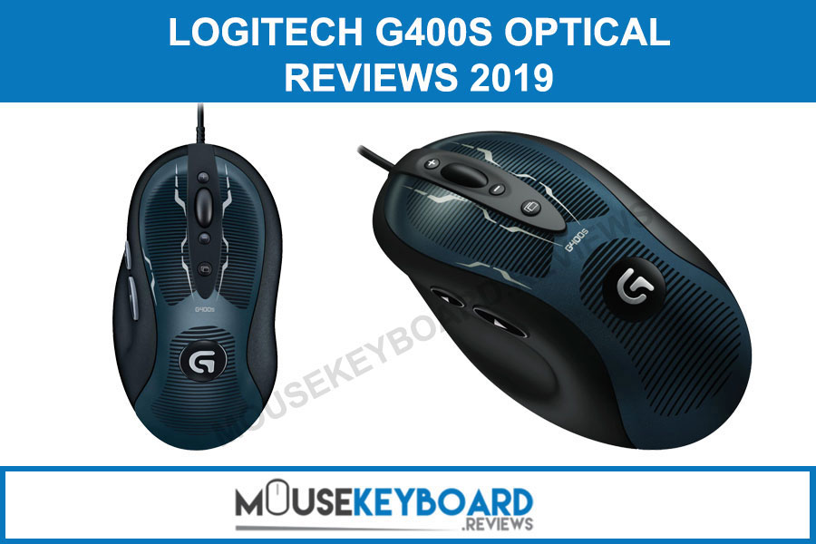 Logitech G400s Optical gaming mouse reviews