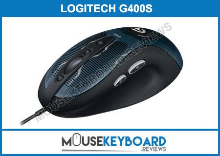 Logitech G400s Optical gaming mouse review 2018