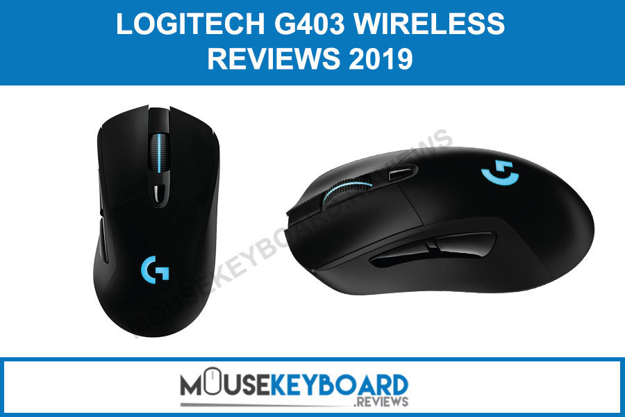 Logitech G403 Gaming Mouse Reviews