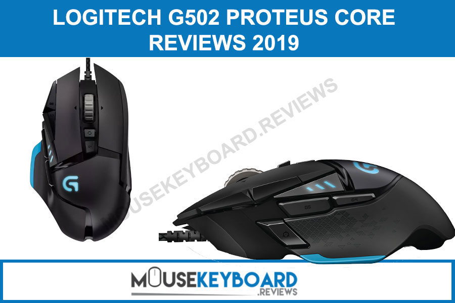 Logitech G502 Gaming Mouse Reveiws