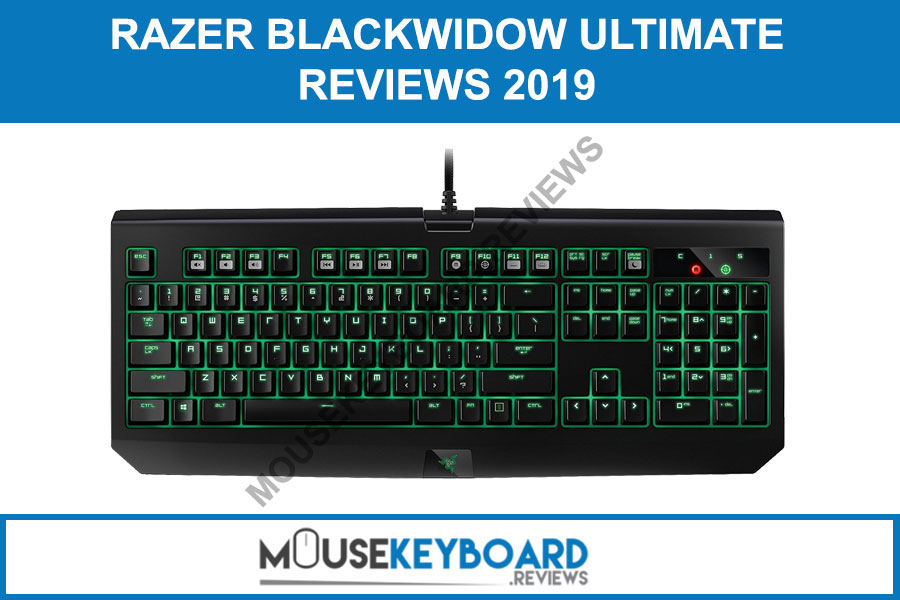 Razer Blackwidow Ultimate Gaming Keyboard Reviews