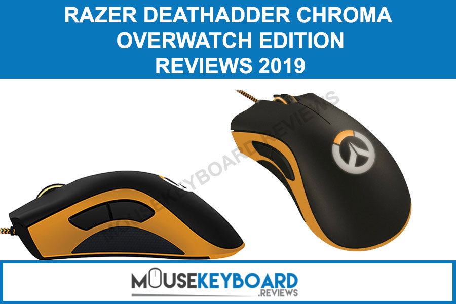 Razer DeathAdder Chroma Overwatch Edition Gaming Mouse reviews