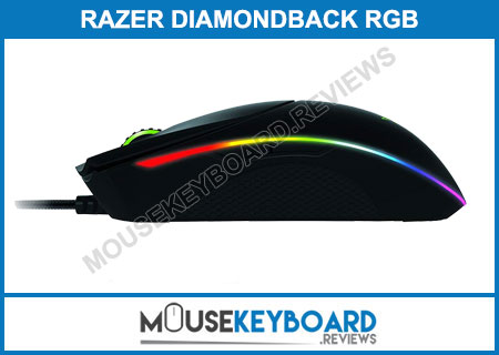 Razer Diamondback RGB Ambidextrous Gaming Mouse review 2018