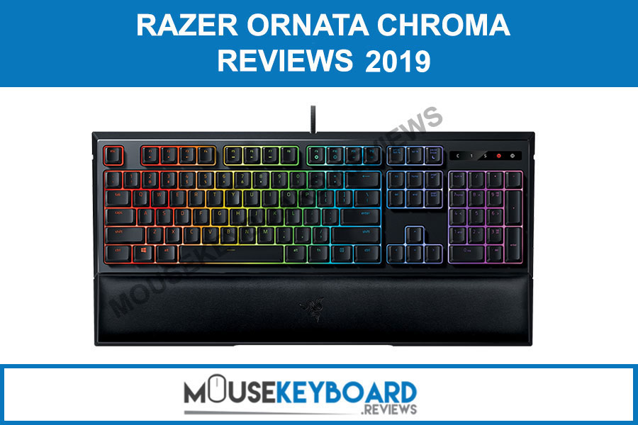 Razer Ornata Chroma Gaming Keyboard Reviews