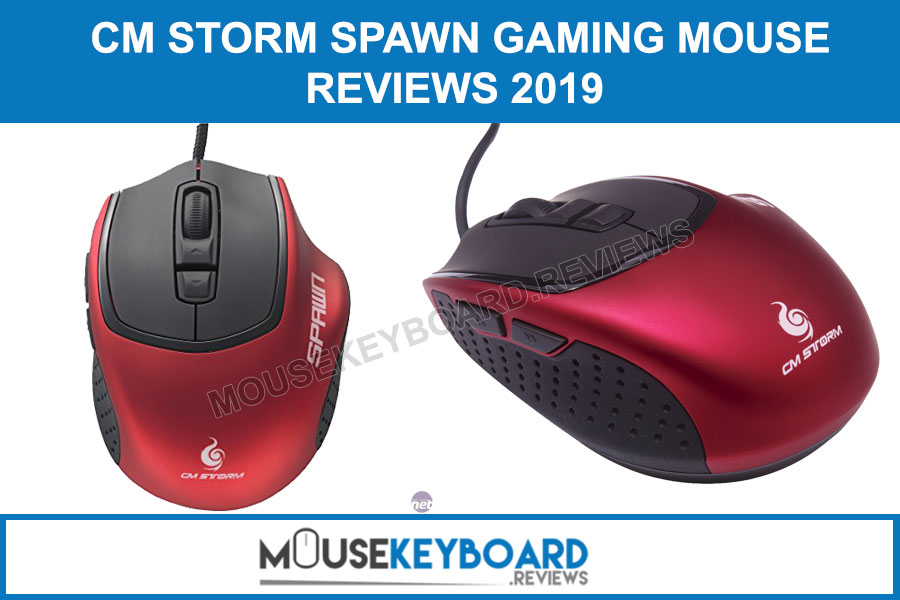 CM Storm Spawn Gaming Mouse Reviews 2019