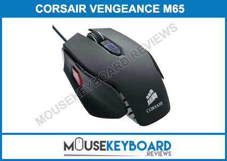Corsair Vengeance M65 Laser Gaming Mouse Review 2019