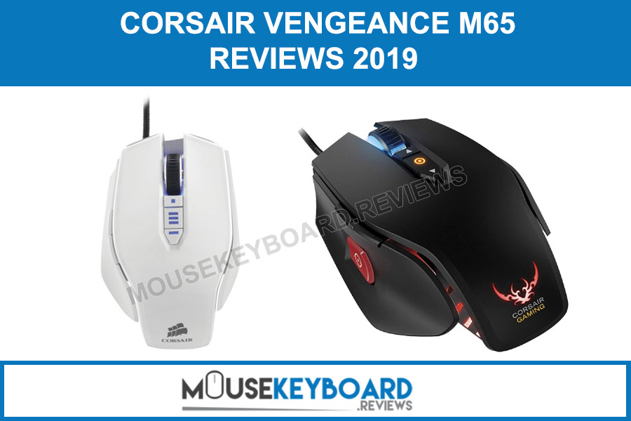 Corsair Vengeance M65 Laser Gaming Mouse Reviews 2019