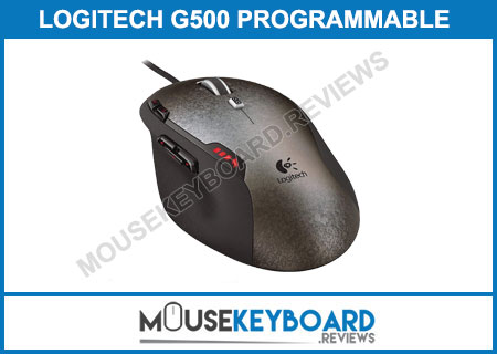 Logitech G500 Programmable Gaming Mouse Review 2019