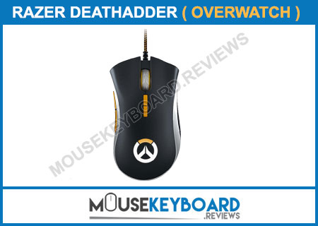 Razer DeathAdder Elite Overwatch Gaming Mouse Review 2019