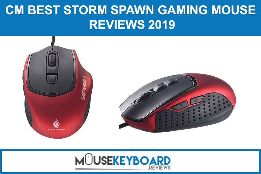 CM Best Storm Spawn Gaming Mouse Reviews 2019