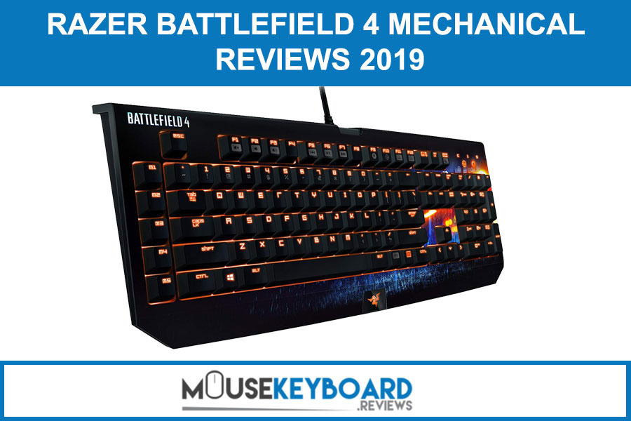 Razer Battlefield 4 Mechanical Gaming Keyboard Reviews