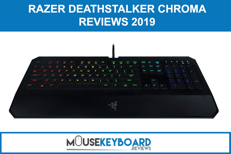 Razer DeathStalker Chroma Gaming Keyboard Reviews