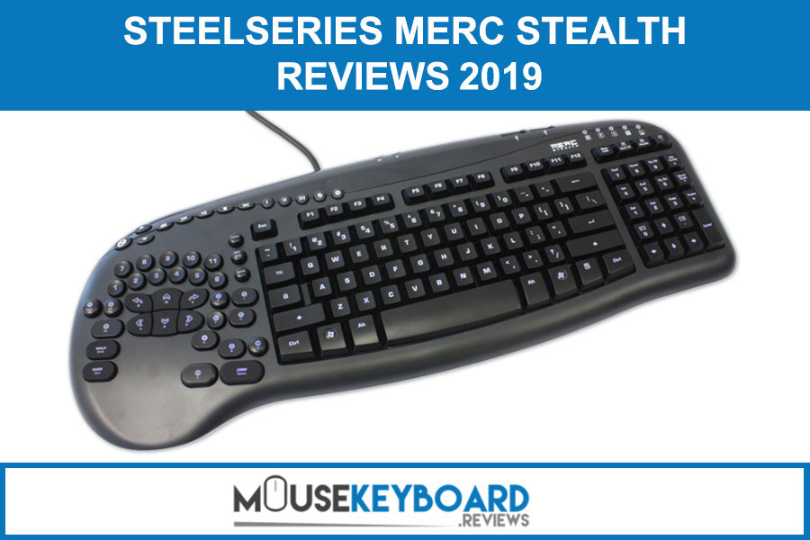 SteelSeries Merc Stealth Gaming Keyboard Reviews 2019