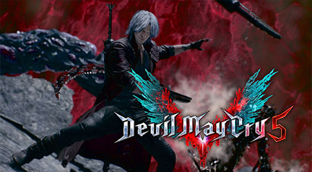 Devil may cry 5 2019