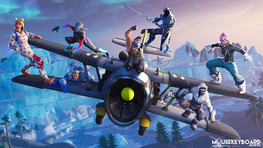 Fortnite season 8 2019