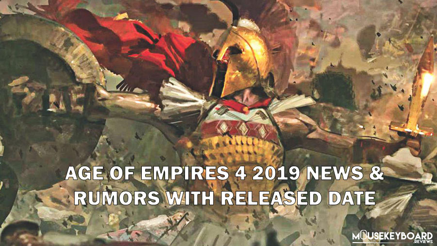 Age of Empires IV 2019