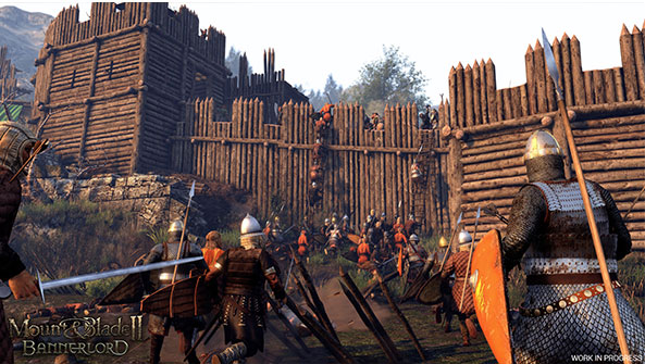 mount and blade 2 bannerlord 2019